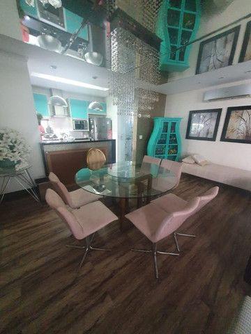 Apartamento Duplex 3 quartos (1 suíte) - Moradas do Parque - Bairro Flores - Foto 3