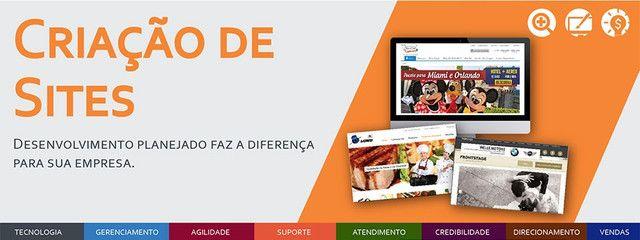 Desenvolvimento de sites em Curitiba