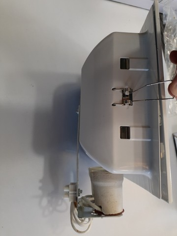 Luminária de Embutir para 2 Lâmpadas - Foto 2