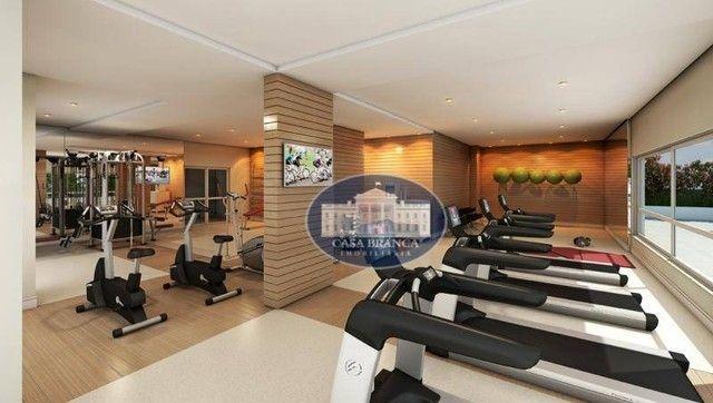 Cobertura Duplex - 3 suítes à venda, 171 m² por R$ 826.200 - Parque das Paineiras - Birigü - Foto 10