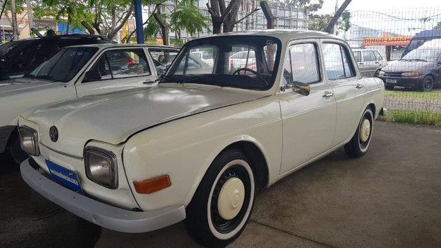 VW Fusca Zê do Caixão 1969, motor 1600; Carro de fácil restauração. - Foto 5