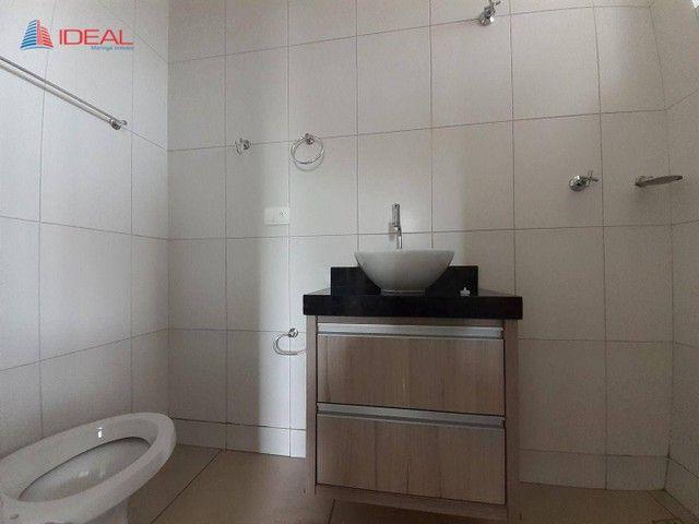 Apartamento com 1 dormitório para alugar, 27 m² por R$ 790,00/mês - Vila Esperança - Marin - Foto 6