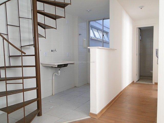 Apartamento à venda com 2 dormitórios em Nova califórnia, Juiz de fora cod:5093 - Foto 3