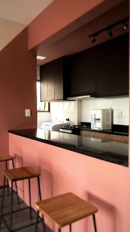 Apartamento 100% Mobiliado - Unaerp - Universitários e Jovens Profissionais - Foto 4