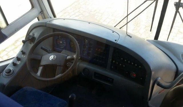 Ônibus novo Volkswagen 17-260 caio giro 2005 - Foto 8
