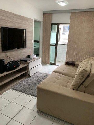 Apartamento 2 quartos Boa Viagem 60M² Varanda Mobiliado - Foto 8