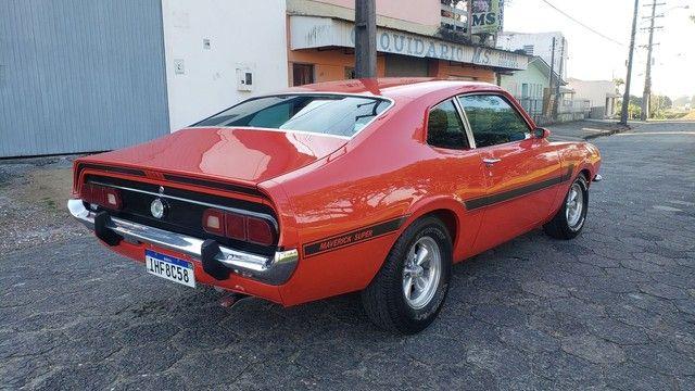 Maverick 4c 1977 impecável