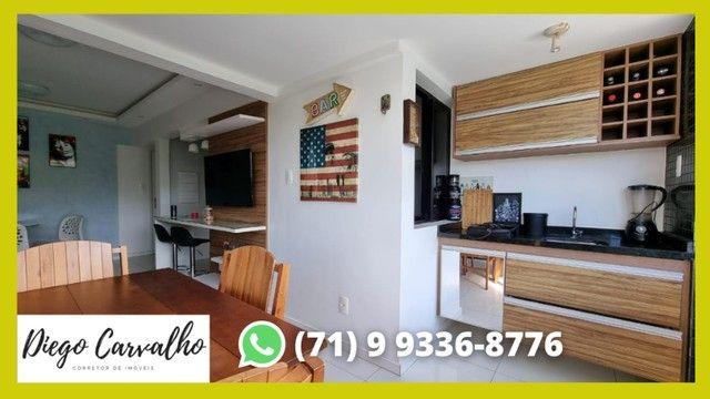 Apartamento em Patamares, 2 quartos e com suíte - Bosque Patamares (R3) - Foto 5