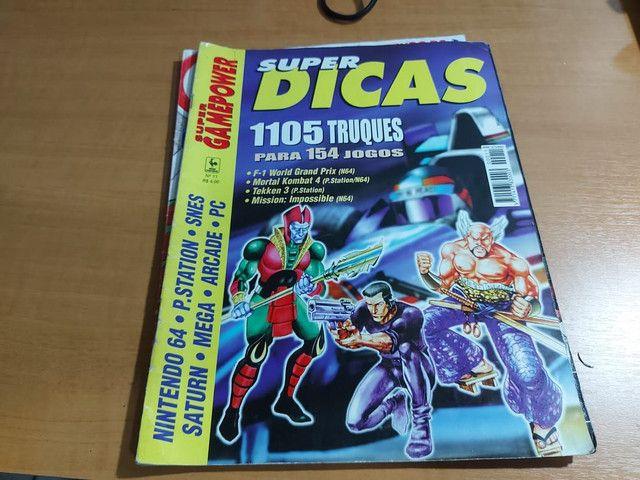 Revistas antigas de video game  - Foto 3