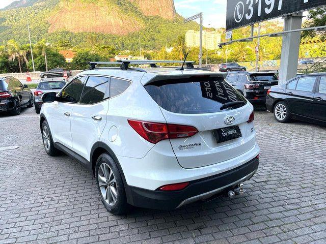 Hyundai Santa Fe ótimo estado 2015  - Foto 3