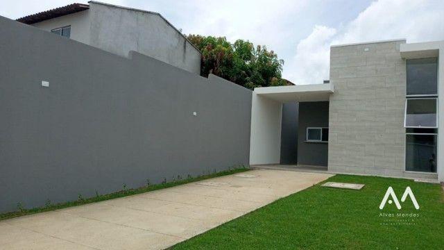 Casa Padrão com 3 quartos e 3 vagas no Eusébio próx ao Centro - Foto 5