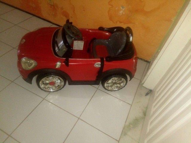 Um belo carrinho de criança - Foto 2