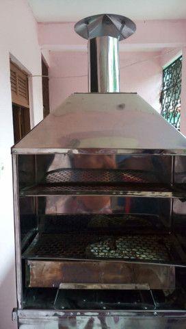 Carrinho de churrasqueira - Foto 3