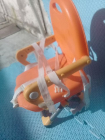 Cadeira da alimentação da Chicco  - Foto 2