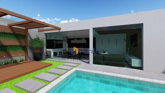 Casa com 3 dormitórios à venda, 235 m² por R$ 780.000,00 - Parque das Laranjeiras - Maring