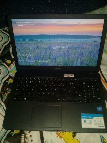 Notebook Samsung Essentials | Processador Celeron Dual Core