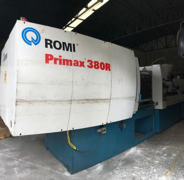 Injetora Romi Primax 380R Comtrolmaster 8 (6) - Foto 2