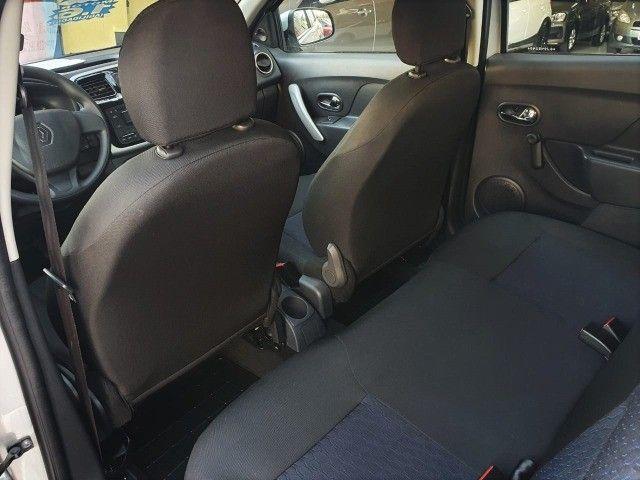 Renault/ Sandero 2016 Expression 1.6 8V Hatch Flex Manual - Foto 8