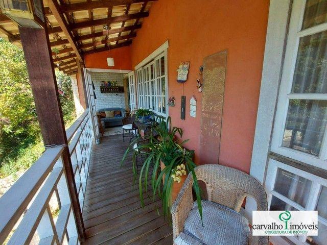 Casa com 4 dormitórios à venda, 250 m² por R$ 680.000,00 - Barra do Imbuí - Teresópolis/RJ - Foto 18