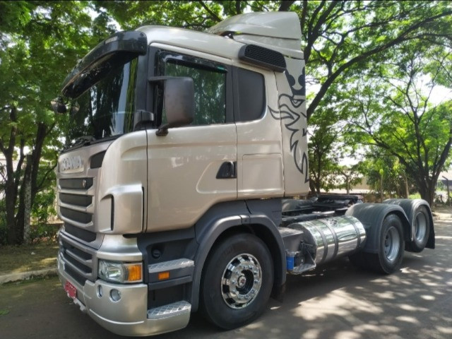 Scania g380 g420 volvo fh440 460 man iveco mercedes carretas - Foto 2