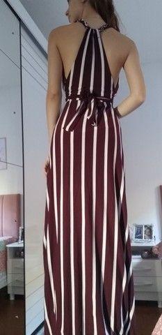 Vestido longo de malha novo - Foto 2
