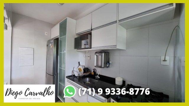 Apartamento em Patamares, 2 quartos e com suíte - Bosque Patamares (R3) - Foto 8