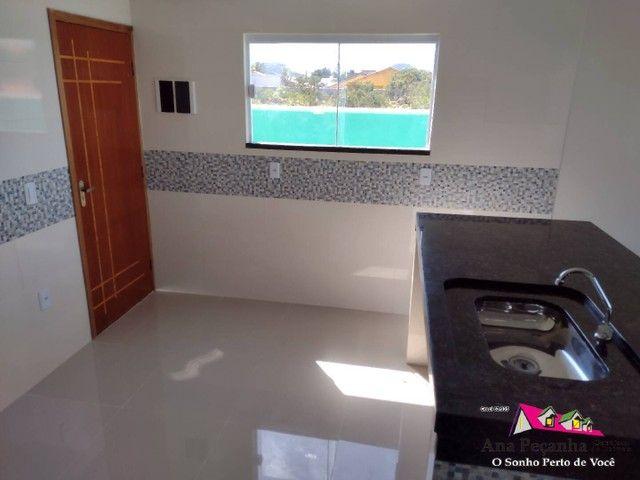 Lindíssima Casa, 3 dormitórios e Terreno Grande em Itaipuaçú! - Foto 14