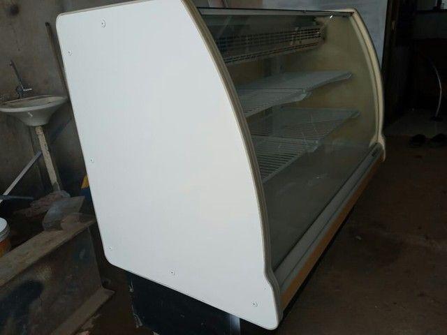 Balcão gelado (Expositor horizontal) - Foto 6