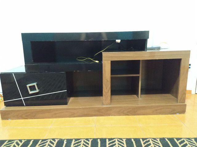 Rack para TV conservado