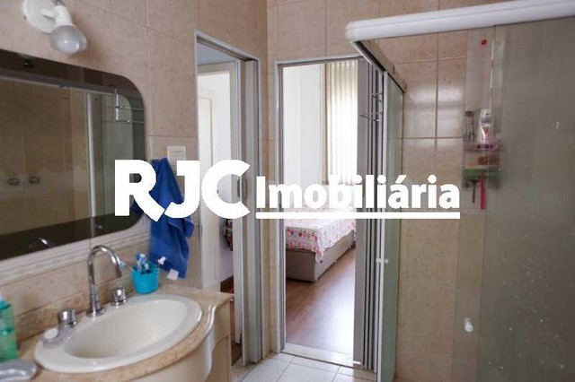 Apartamento à venda com 3 dormitórios em Tijuca, Rio de janeiro cod:MBAP33500 - Foto 15