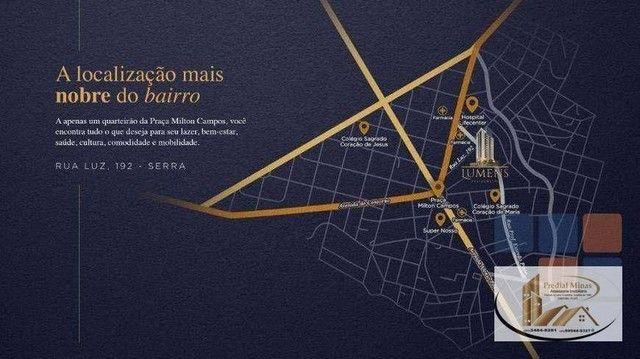Apartamento com 4 dormitórios à venda, 150 m² por R$ 2.196.000,00 - Serra - Belo Horizonte - Foto 8