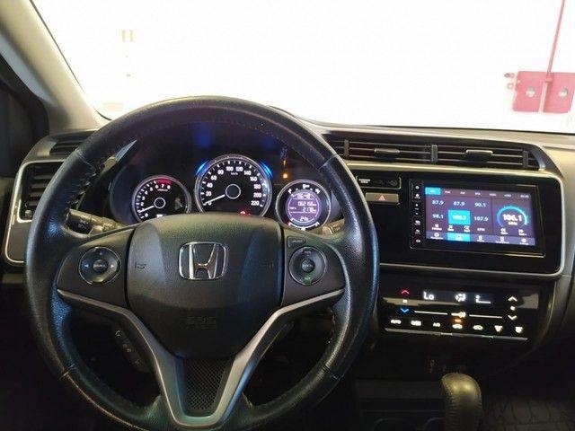Honda City 1.5 EXL Aut - Foto 9