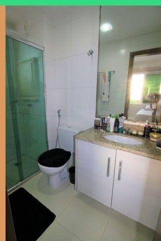Apartamento 3 Quartos Condomínio weekend Club Ponta Negra - Foto 6