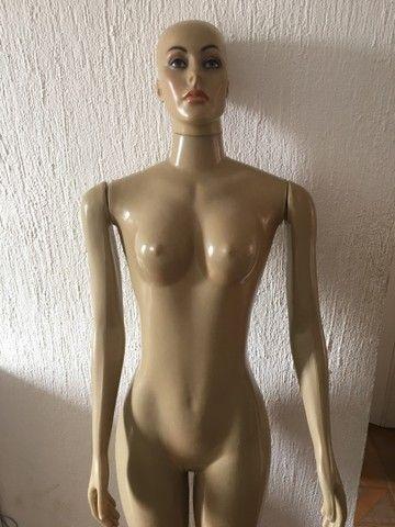 manequim feminino completo - Foto 2