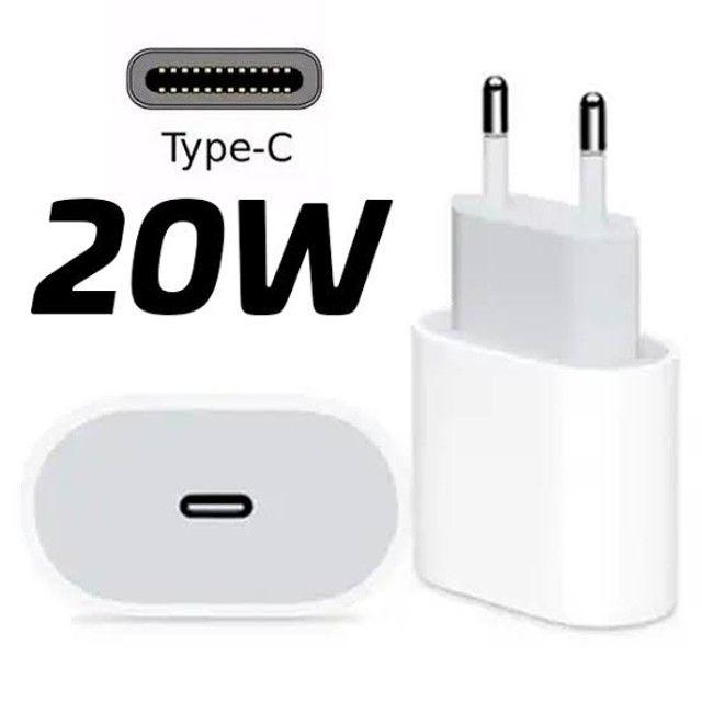 FONTE USB C TURBO 20W