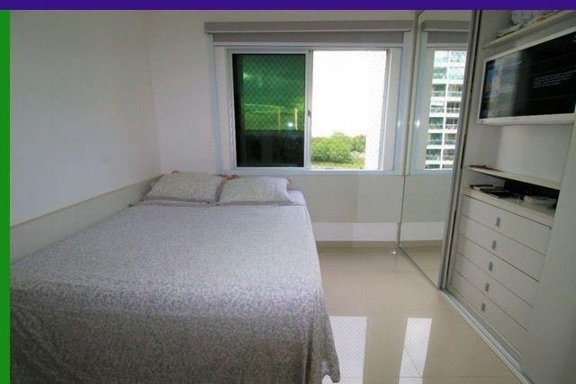 Apartamento 3 Quartos Condomínio weekend Club Ponta Negra - Foto 12