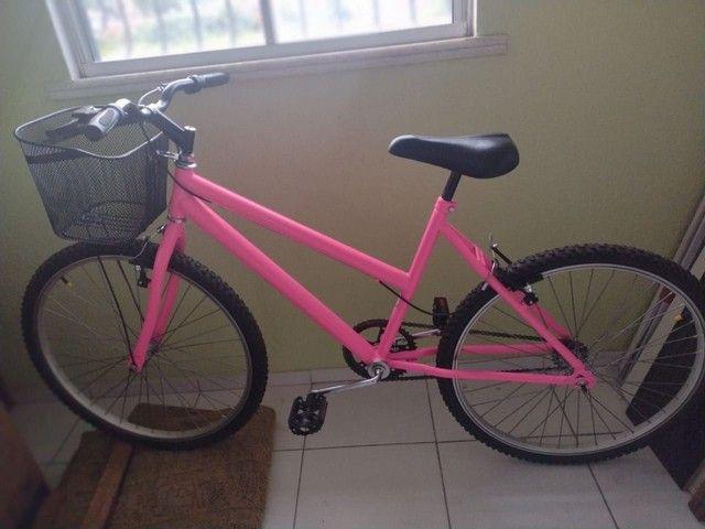 Bicicleta nova com nota fiscal