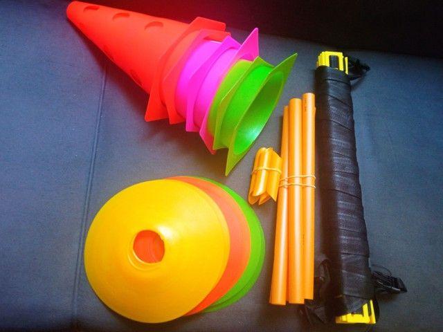 Super kit funcional completo (23 peças) - Foto 4