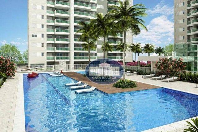 Cobertura Duplex - 3 suítes à venda, 171 m² por R$ 826.200 - Parque das Paineiras - Birigü - Foto 8