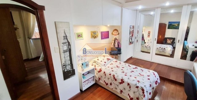 Apartamento à venda com 4 dormitórios em Cidade nova, Belo horizonte cod:47928 - Foto 10
