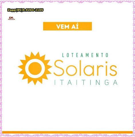 Lotes Solaris em Itaitinga -$$$ - Foto 2