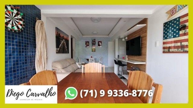 Apartamento em Patamares, 2 quartos e com suíte - Bosque Patamares (R3) - Foto 3