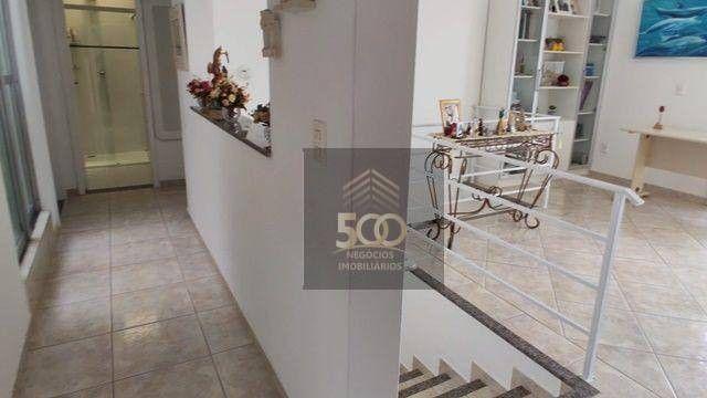 Casa 4 dormitórios, piscina e sala comercial anexa à venda em Coqueiros - Florianópolis/SC - Foto 16