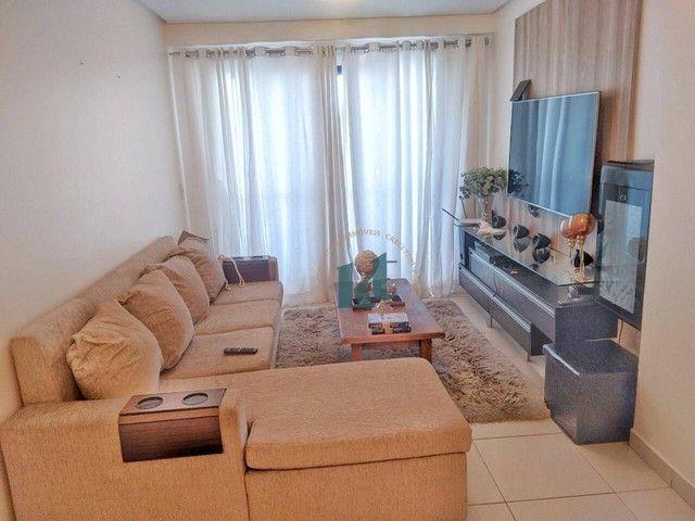 Apartamento com 3 dormitórios à venda, 93 m² por R$ 450.000 - Jardim Oceania - João Pessoa - Foto 12