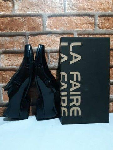 Sapato La Faire Couro Top! (38, 40, 41, 42, 44) - Foto 3