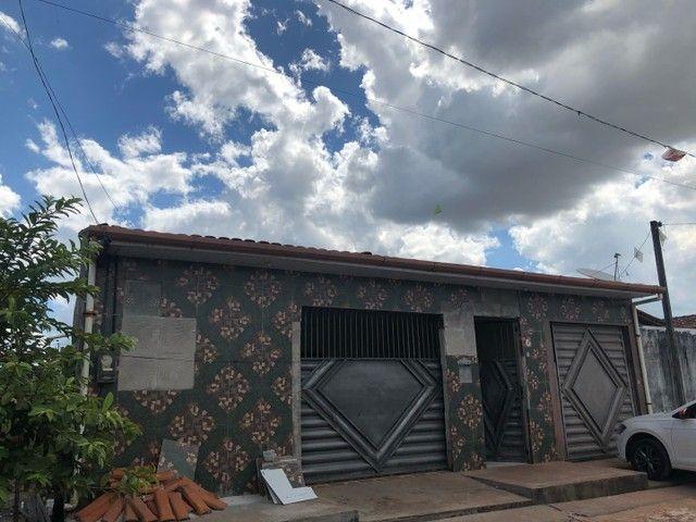 Troco casa bairro Santa Lídia - Foto 6