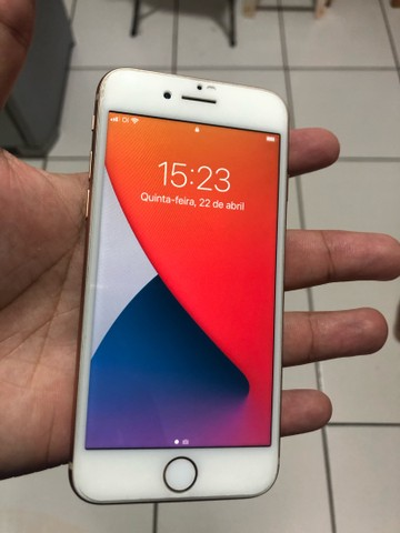 iPhone 8 rose 64gbs  - Foto 2