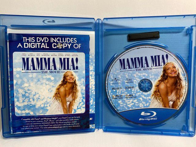 Mamma Mia The Movie - Blu Ray - Importado - Foto 3