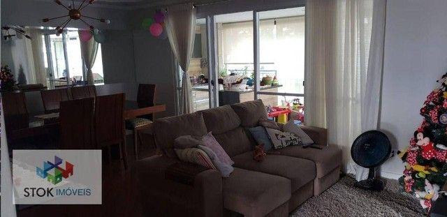 Apartamento com 4 dormitórios para alugar, 164 m² por R$ 5.500/mês - Tatuapé - São Paulo/S - Foto 2