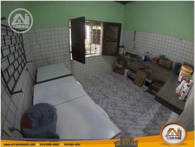 Casa com 3 dormitórios à venda, 200 m² por R$ 210.000,00 - Prefeito José Walter - Fortalez - Foto 8